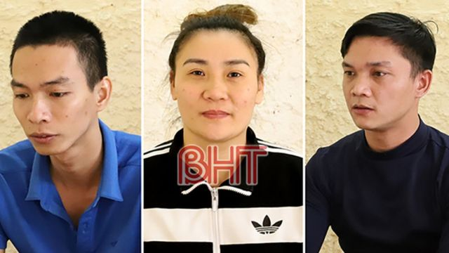 Ít nhất 2 trong số 7 bị can đã bị cơ quan An ninh Điều tra công an Hà Tĩnh khởi tố bắt tạm giam hồi cuối năm ngoái.