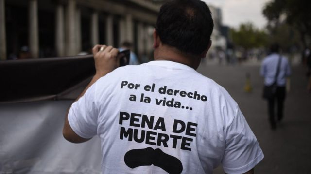 Guatemala, pena de muerte