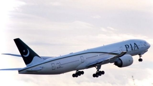 Pakistan Airlines overboarded with passengers