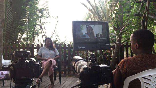 """""""Afropreneur, histoire d'une révolution silencieuse"""", a permis à l'équipe de rencontrer et d'interviewer plus de 60 acteurs des technologies en Afrique"""