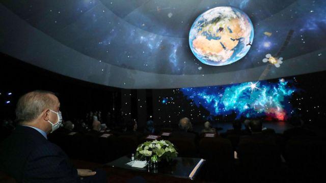 Uzay tanıtım programı