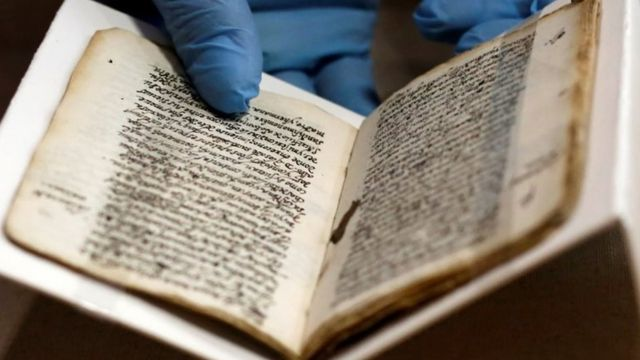 Secret Mexican diary sheds light on Spanish Inquisition