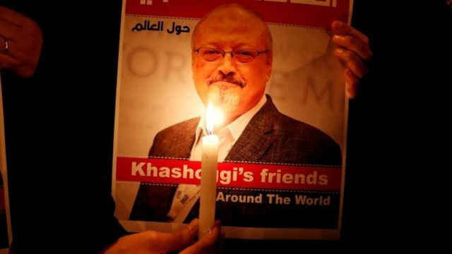 卡舒吉之死:拜登向沙特国王施压,美国将公布调查报告(photo:BBC)