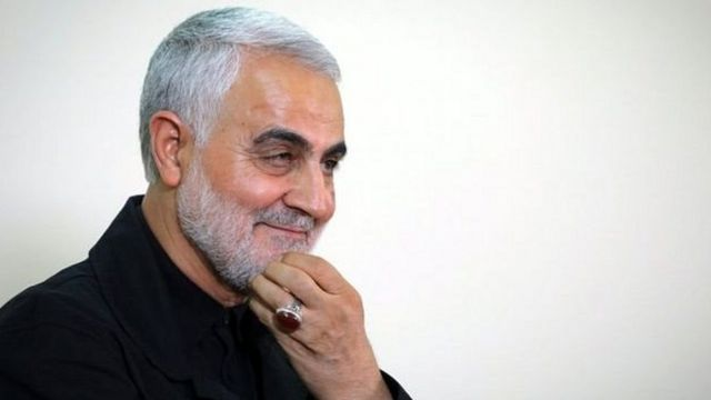 जनरल क़ासिम सुलेमानी, Qasem Soleimani