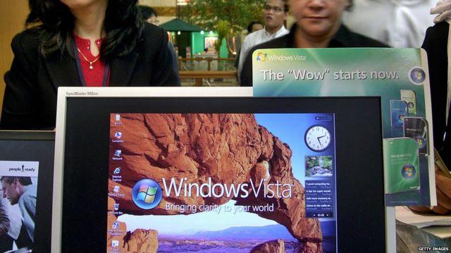 Window Vista demo