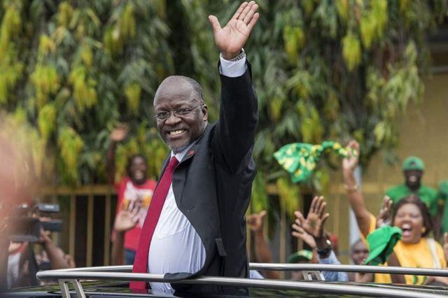 Umukuru w'igihugu ca Tanzania ntakunda indongozi z'ivyiyumviro bidatomoye