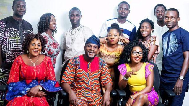 An osisẹ BBC Yoruba