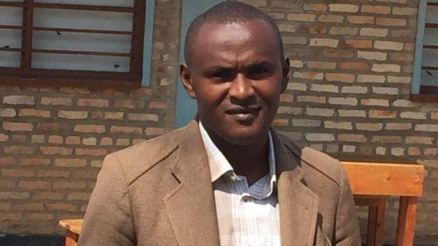 Bwana Nsengiyumva avuga ko akanama k'amatora kamwise izina ritari ryo