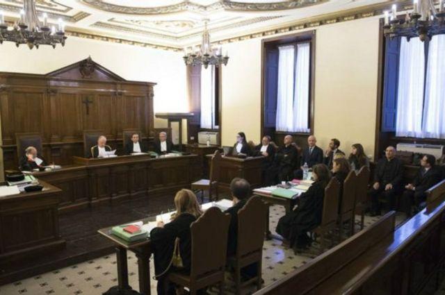 El juicio por la filtración de documentos empezó en noviembre de 2015.