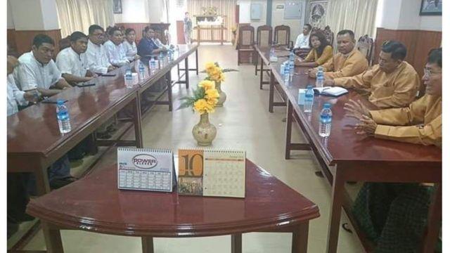 တောင်းပန်မှုအပေါ်မှာတော့ ဆရာ ဆရာမ များသမဂ္ဂ အဖွဲ့ချုပ်က ကြိုဆိုတယ်လို့ သတင်းထုတ်ပြန်