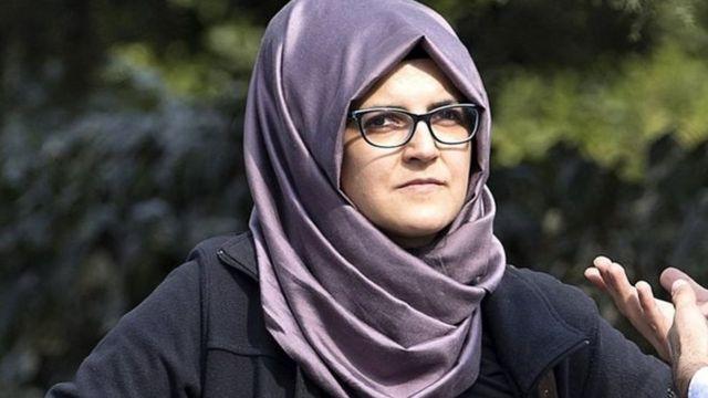 Hatice Cengiz avuga ko Amerika itavugisha ukuri ku iperereza ku iyicwa ry'umukunzi we Jamal Khashoggi