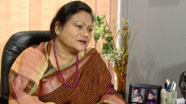 সালমা আলী: বছরে প্রায় বিশ হাজার নারী পাচার হয়ে যাচ্ছে ভারতে