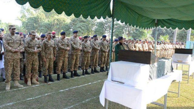 पाकिस्तानी सैनिक