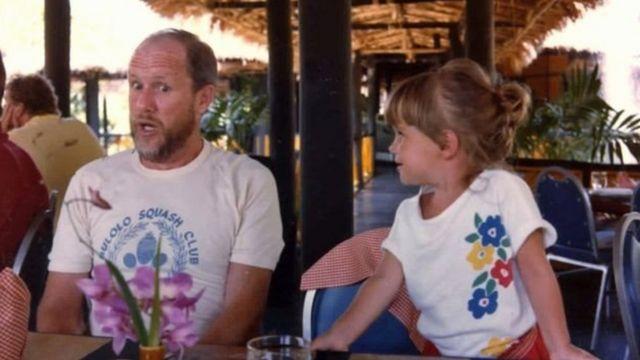 वडील आणि मुलगी