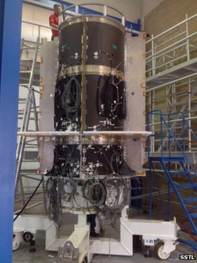 UK to develop Quantum 'universal' satellite
