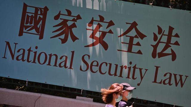 北京政府早前绕过香港立法会实施《国家安全法》,许多外国议会先后表达关注。