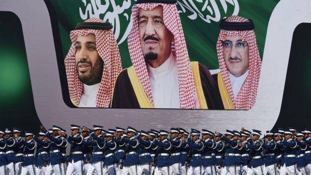 سعودی شاہ سلمان