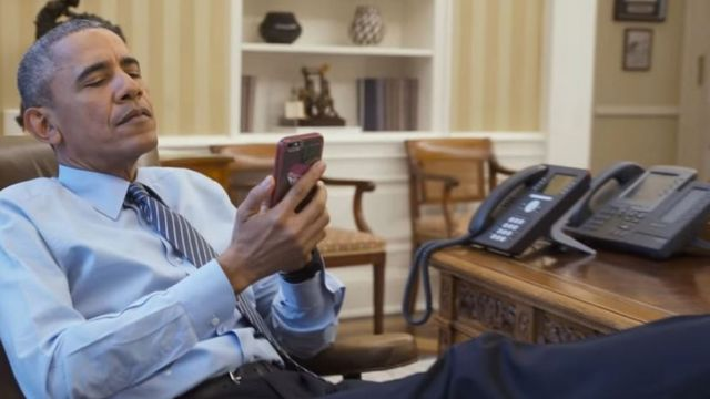 Obama, White House, Social Media