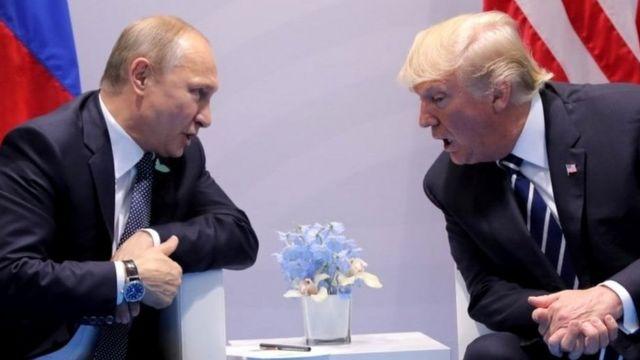 Putin na Trump kwa pamoja wamekana Urusi kuingilia uchaguzi wa Marekani