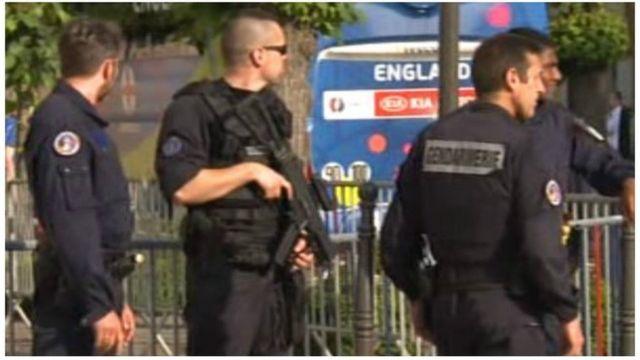 Forces de l'ordre, France