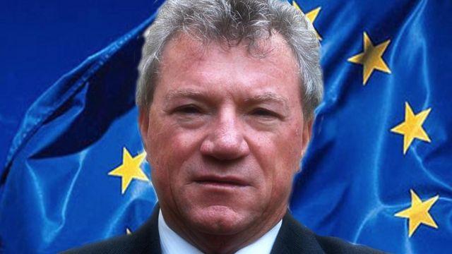 Ambasaderi wa EU mu Rwanda, Michael Ryan