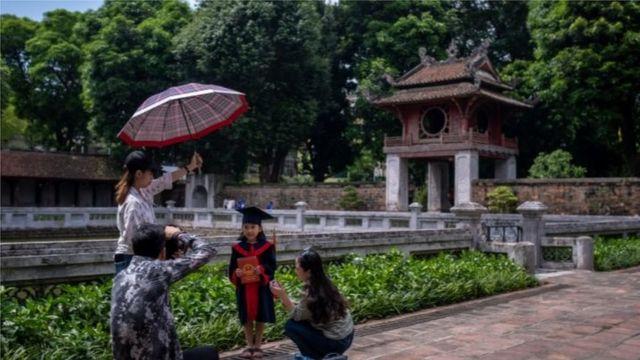 Việt Nam đang có dân số trẻ