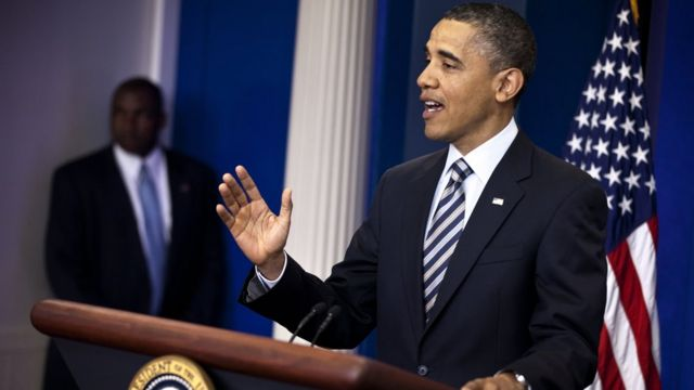 Glasine o Obaminoj krštenici bile su česte tokom njegove prve predsedničke kampanje