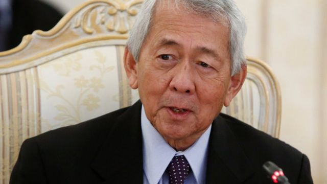 菲律賓外長亞賽