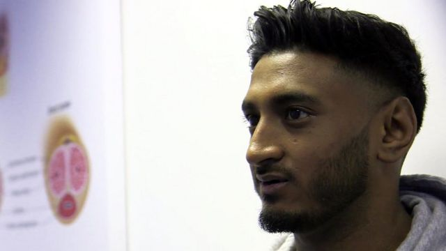 Abdul Hasan concede entrevista