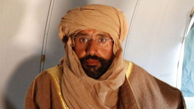 Seif al-Islam Gaddafi