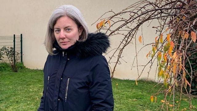 Retrato de Amélie Perrier
