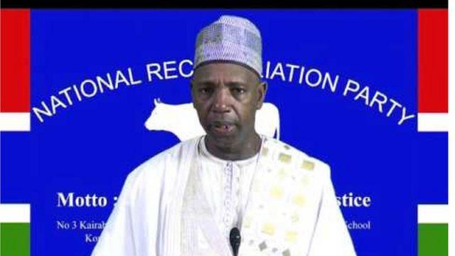 Hamat Bah a invité le président gambien, Adama Barrow, à réconcilier les Gambiens.