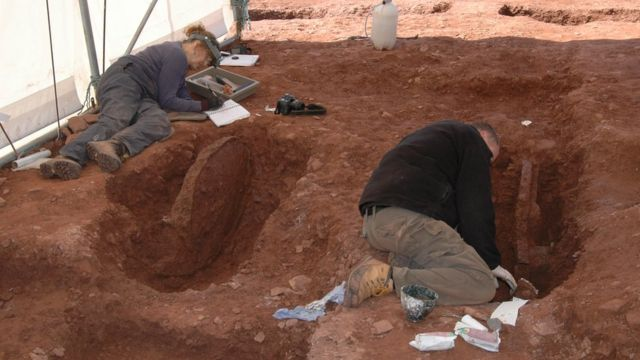 Late Iron Age chariot pieces found in Pembrokeshire