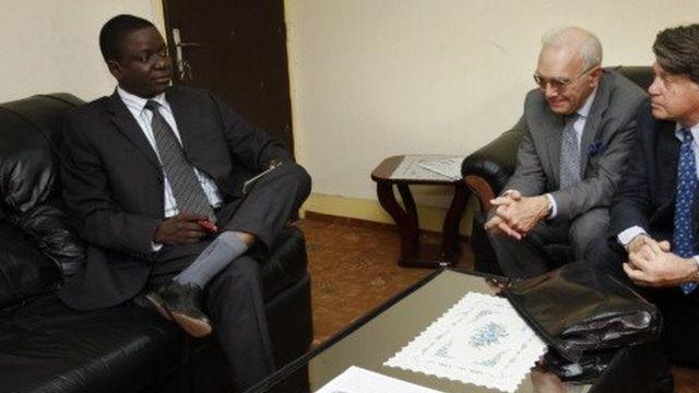 Albert Pahimi Padacké, tchad, Idriss Deby