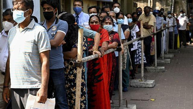 Vaccine rollout in Sri Lanka