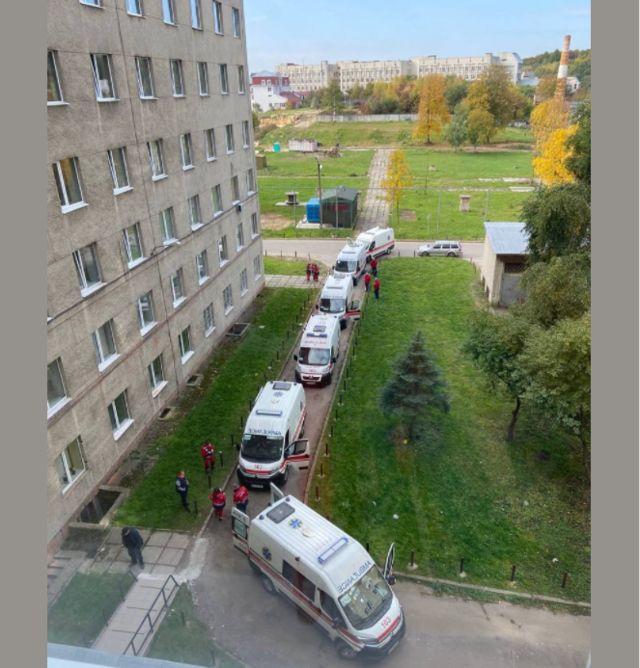Львівська клінічна лікарня швидкої допомоги
