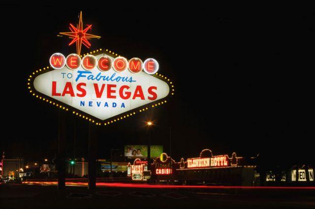 """""""Добро пожаловать в Лас-Вегас"""""""