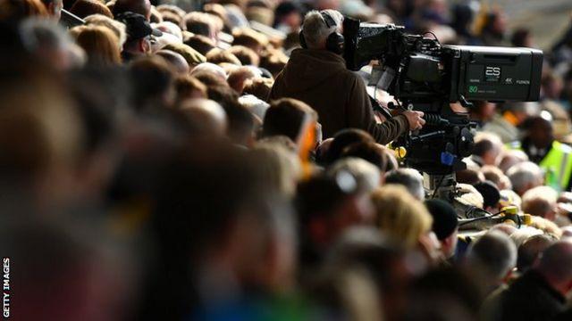 Televizijska kamera u publici