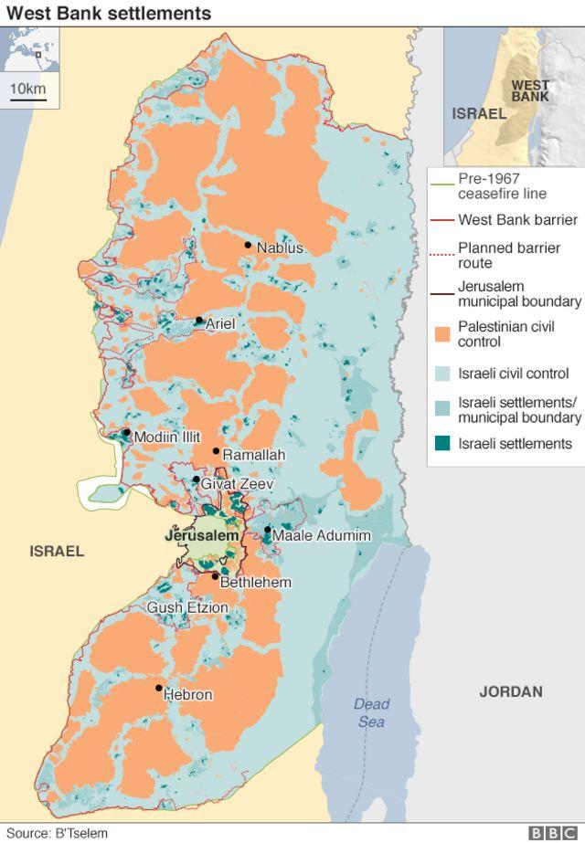 Ikarata y'inyubakwa za West Bank