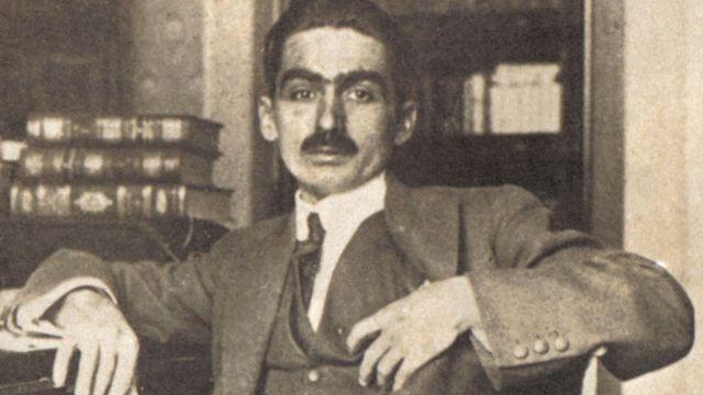 Monteiro Lobato na década de 1920