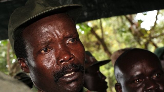 Joseph Kony mu 2006