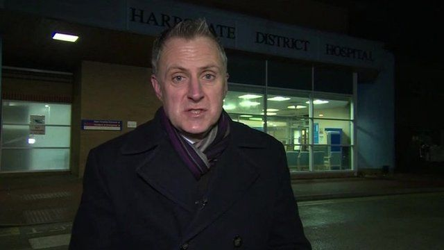 The BBC's Dominic Hughes explains more about the strike