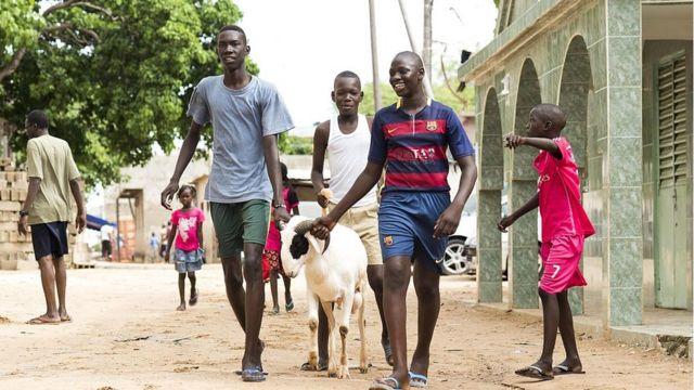 Sénégal, Aïd el kebir