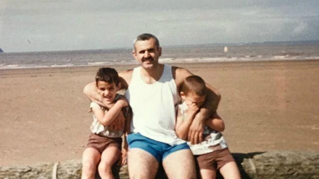 EastEnders star: How award saved my dad