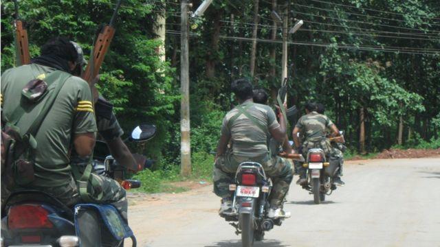 सरकार का दावा है कि माओवादियों का आधार खिसक रहा है