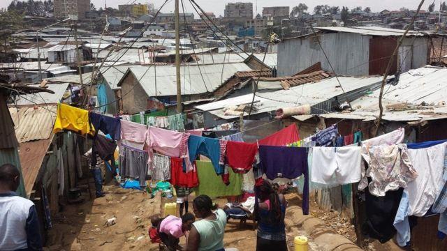 Mathare, Afrika, Kenya