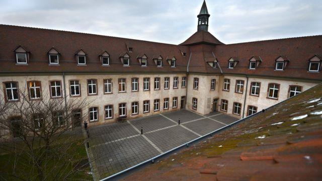 Национальная школа администрации в Страсбурге