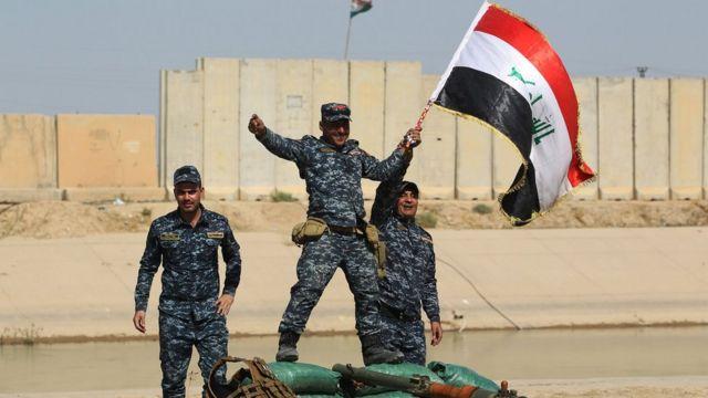 イラク政府はクルド人指導者たちに先月25日の住民投票の結果を破棄するよう要求していた