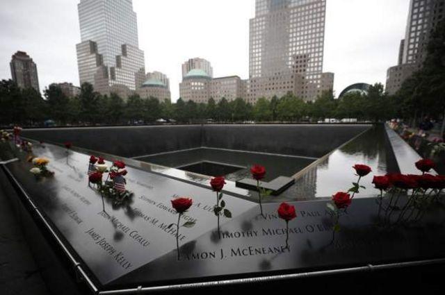 Мемориал в Нью-Йорке