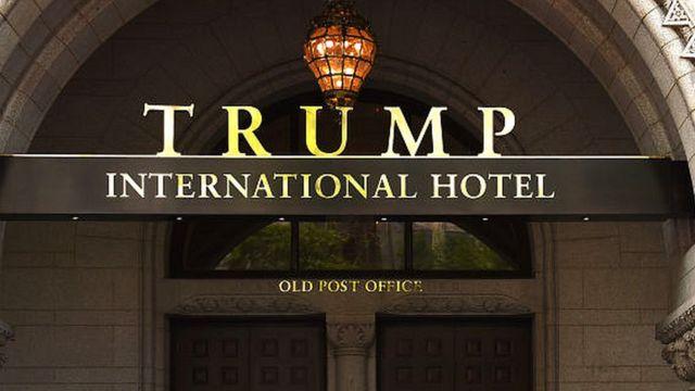 Trump hotels hit by third data breach